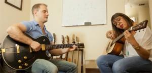 Adult Guitar Lessons Austin