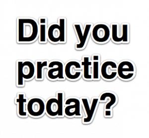Guitar practice-1