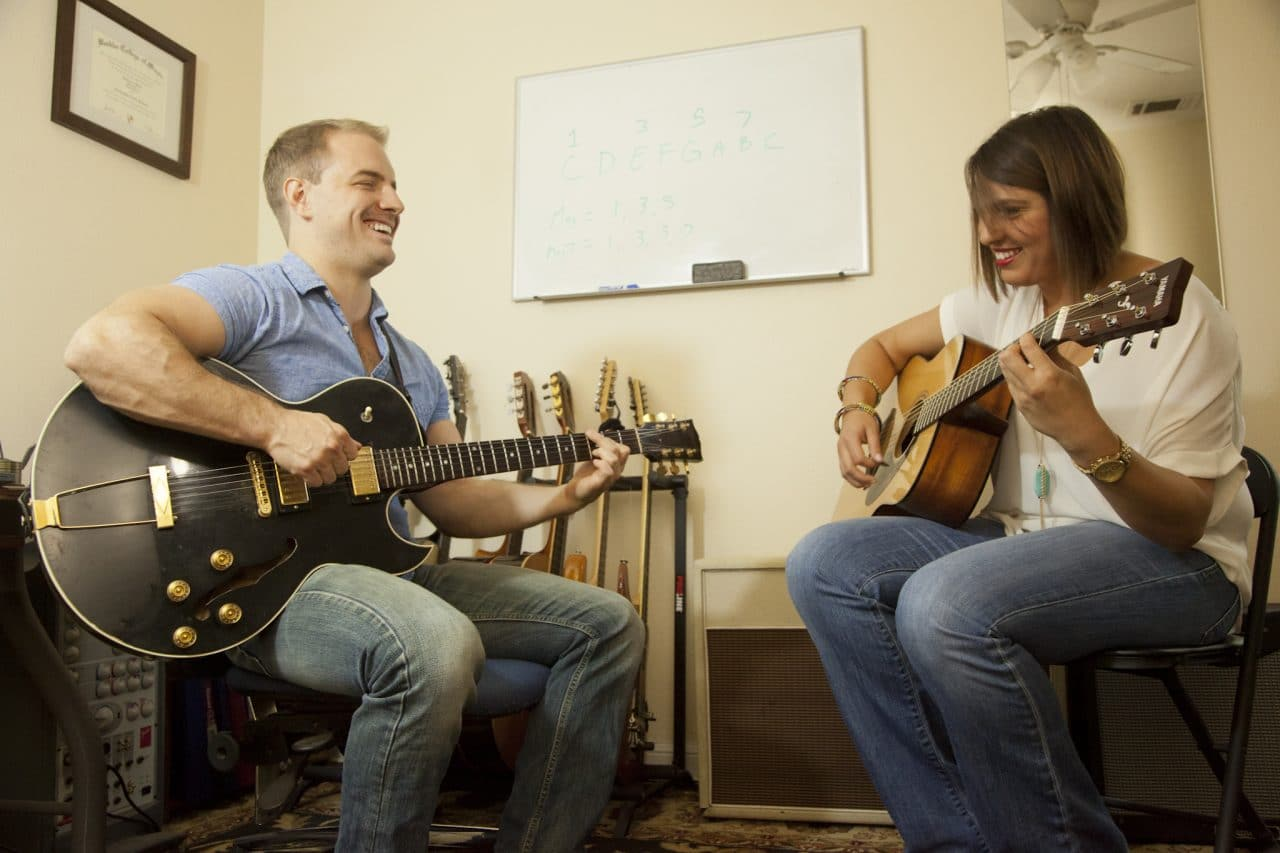 Adult Guitar Lessons